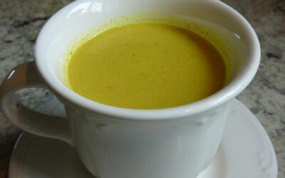 Golden Milk for Immune Health